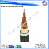 낮은 Voltage/PVC Insulation 또는 Electric Power Cable