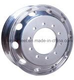 Выкованная алюминиевая оправа 22.5x9.0 колеса тележки