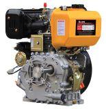 1500rpmカムシャフトの出力9HPディーゼル機関(HR186FS)