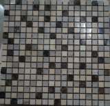 Mezclado Colr mosaico de piedra para la construcción de viviendas de materiales (FYSSC232)