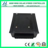affissione a cristalli liquidi Wind Solar Hybrid Charge Controller (QW-600SG14TA) di 12V/24V 600W MPPT