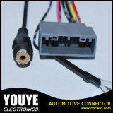 Harnais de câblage automobile personnalisé de miroir de Rearview pour l'entente