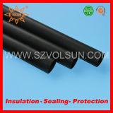 Aucune tuyauterie moyenne ignifuge adhésive de rétrécissement de la chaleur de mur