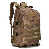 O saco tático militar o mais novo de Airsoft da trouxa de Camo Molle