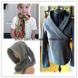 Ткань Sportswear ватки Pongee полиэфира Bonded для одежды/листа/шлема