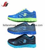 Le sport occasionnel des hommes de bonne qualité chausse les chaussures de course extérieures