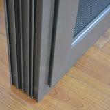 Qualitäts-Aluminiumprofil-Flügelfenster-Fenster-u. Flügelfenster-Edelstahl-Moskito-Netz K03028