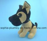 brinquedo grande do cão do luxuoso do nariz de 20cm