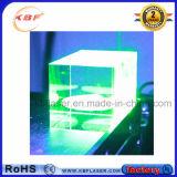 3D 수정같은 Laser 조각 기계 Laser 마커 가격