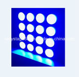 4 * 4 (16PCS * 9W 3 EN 1) LED de la colada Matrix Light