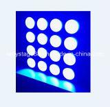 Luz da matriz do diodo emissor de luz da lavagem do diodo emissor de luz RGB 16 PCS 10W do clube de noite