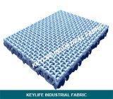 Blatt-Stützmappen-Dreiergruppen-Schicht-Polyester, das Gewebe bildet