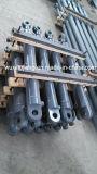 Cylindre de pétrole hydraulique de projet de la Chine
