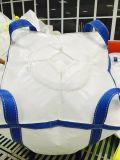 L'azzurro collega i sacchetti in circuito enormi di FIBC per la polvere dell'ossido di ferro dell'imballaggio