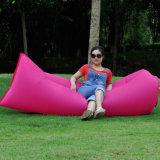 Спать воздуха банана автомобиля полиэфира кампуса пляжа парка кровать водоустойчивый раздувной ся