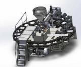 Het Vormen van de Injectie van de Lucht van pvc Blazende Machine