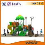 2015年のVasiaのジャングルの主題の大きい屋外の運動場装置