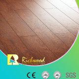 Geprägter V-Grooved lamellierter Fußboden der Werbungs-8.3mm E1 HDF AC4