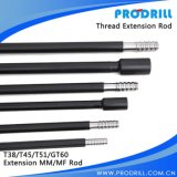 Extension Drifter Speed ​​Mf mm Broche filetée Steel Rod