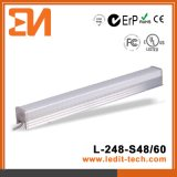 Bulbo do diodo emissor de luz que ilumina o tubo linear CE/UL/RoHS (L-248-S48-RGB)
