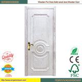 PVCmdf-Glastür-vordere Schiebetür-Raum-Türen