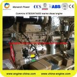 Cumminsの海洋エンジン(NT855/NTA855)