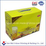 Da caixa feita sob encomenda da caixa do chá da alta qualidade caixas de papel