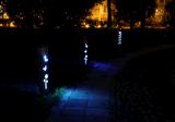 [سلر سنسر] حديقة [لد] ضوء مع [س] شهادة