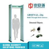 BAND-Tür-Metalldetektor des LED-Anzeigelampe-Torbogen-Metalldetektor-50 Arbeits