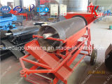 소형 금 세탁기 회전식 원통의 체 플랜트 스크린 세탁기