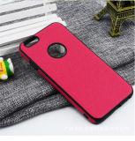 裏側の皮TPUの谷間の小切手の携帯電話の箱 &#160のため; iPhone 6sのホルスター(XSDD-041)
