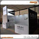 Рекламировать конструкцию стойла будочки выставки в Китае