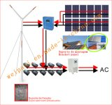 ホームまたは農場の使用の格子システムゲル電池12V200AHのための10kw風力の発電機システム