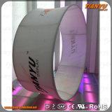 Casella chiara di alluminio sottile eccellente di profilo LED