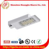 IP67 luz de calle barata del precio 40W LED
