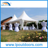 6X6m Outdoor Aluminum Transparent Wall Wedding Marquee Pagoda Tent