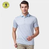 2017夏の卸し売りポロシャツの100%年の綿