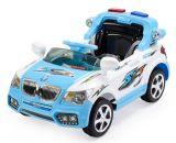 Conduite électrique de gosses sur la conduite électrique de bébé de véhicule sur la conduite à télécommande d'enfants de véhicule de jouet sur le véhicule