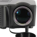 Мультимедиа Proyector репроектора VGA/USB/SD/AV/HDMI цифров СИД LCD театра кино дома репроектора UC28 миниые Pico