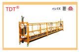 Plate-forme/berceau/gondole suspendus par corde de Tdt Zlp800