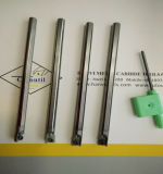 Asta del carburo de la barra aburrida del carburo de Cutoutil E08K-Sclcl06 para los mangos de maniobra internos