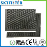 Воздушный фильтр углерода сота Ozeon