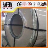 Miroir terminant la bobine de l'acier inoxydable 201 202 avec le prix bas