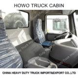HOWO 336HP 10wheels 쓰레기꾼 LHD 6X4 팁 주는 사람 트럭