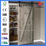 内部の滑走の戸棚の小型の木の木製の納屋の大戸(JHK-SK07)