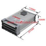 bloc d'alimentation de 24V16A DEL/lampe/bande flexible IP65 antipluie