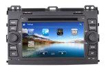 Wince 6.0 multimedia Toyota Prado dell'automobile DVD di memoria del quadrato