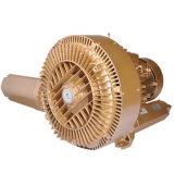 système 10HP alimentant central pompe de vide régénératrice