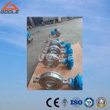 Тип клапан-бабочка вафли нержавеющей стали API609 Bi-Направления триппеля смещенная (GAD373W)
