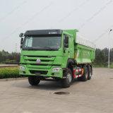 Camion dello scaricatore di Sinotruk HOWO 6X4 LHD/Rhd/autocarro a cassone e camion pesante